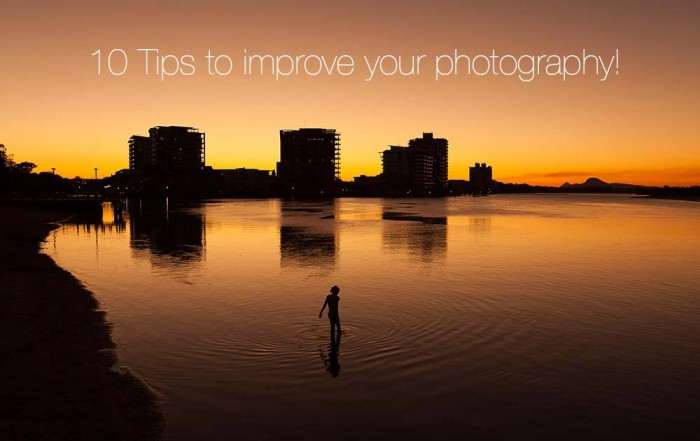 10 tips to improve your photography