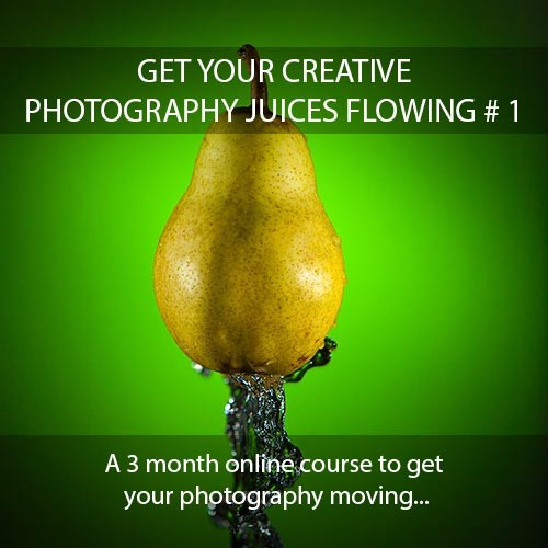 Get Your Creative Juices Flowing #1