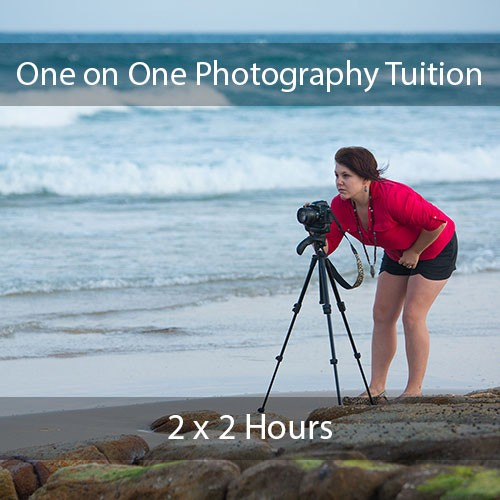 private photography lessons sunshine coast