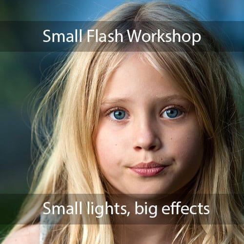 small flash workshop sunshine coast