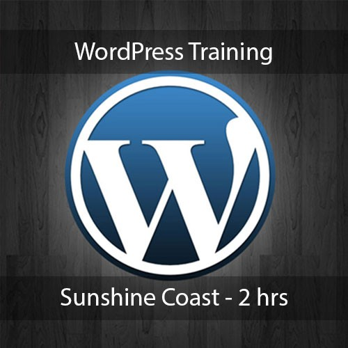 wordpress training sunshne coast